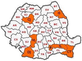 Birourile World Vision in Romania