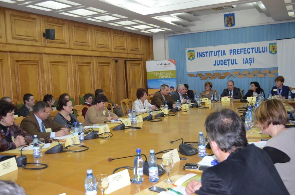 001 Dezbatere Publica Agricultura si Dezvoltarea Rurala