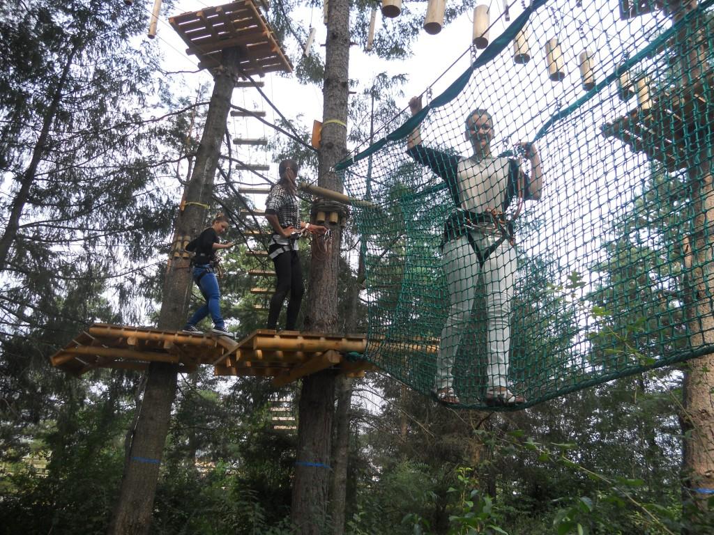 parc de aventuri