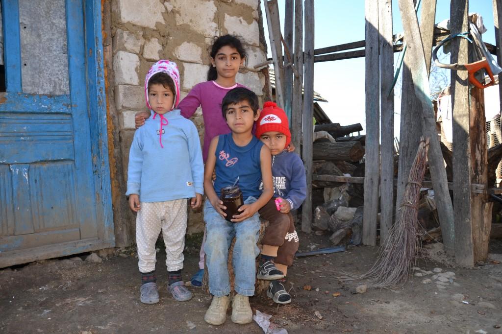 copiii din proiectele World Vision Romania inclusi in proiectul ''Donatori de viitor''