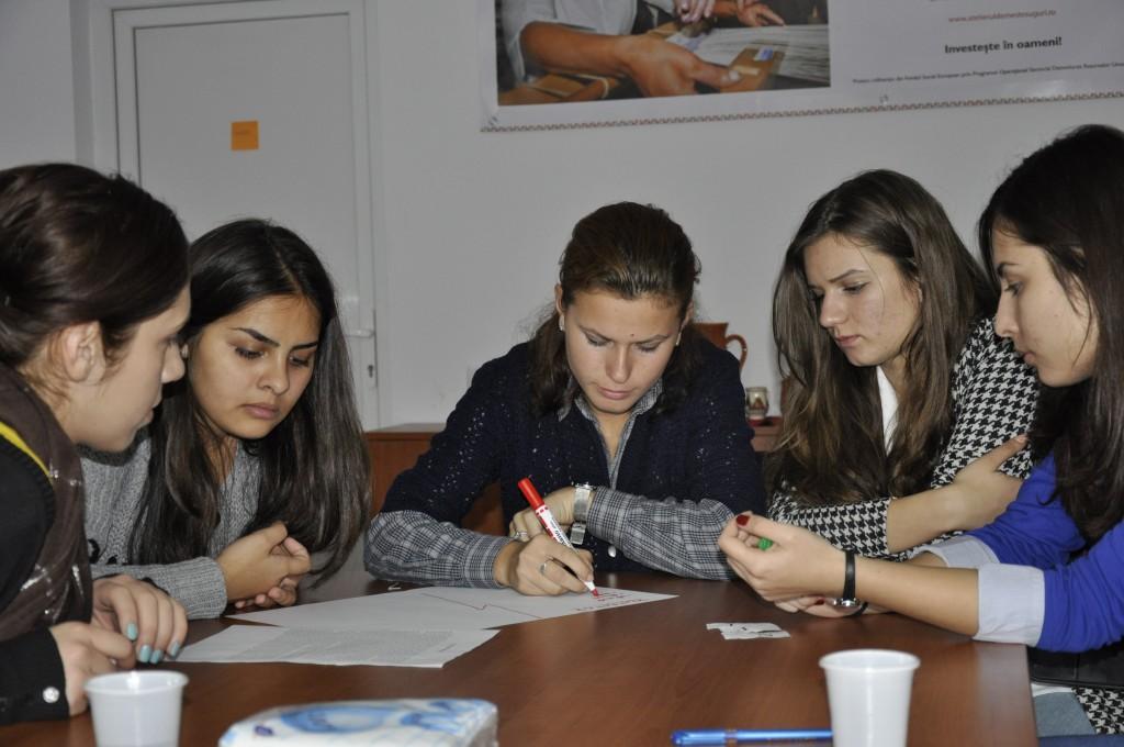 Intalnire socializare bursieri Vreau in clasa a noua 20-21.11.2013 4