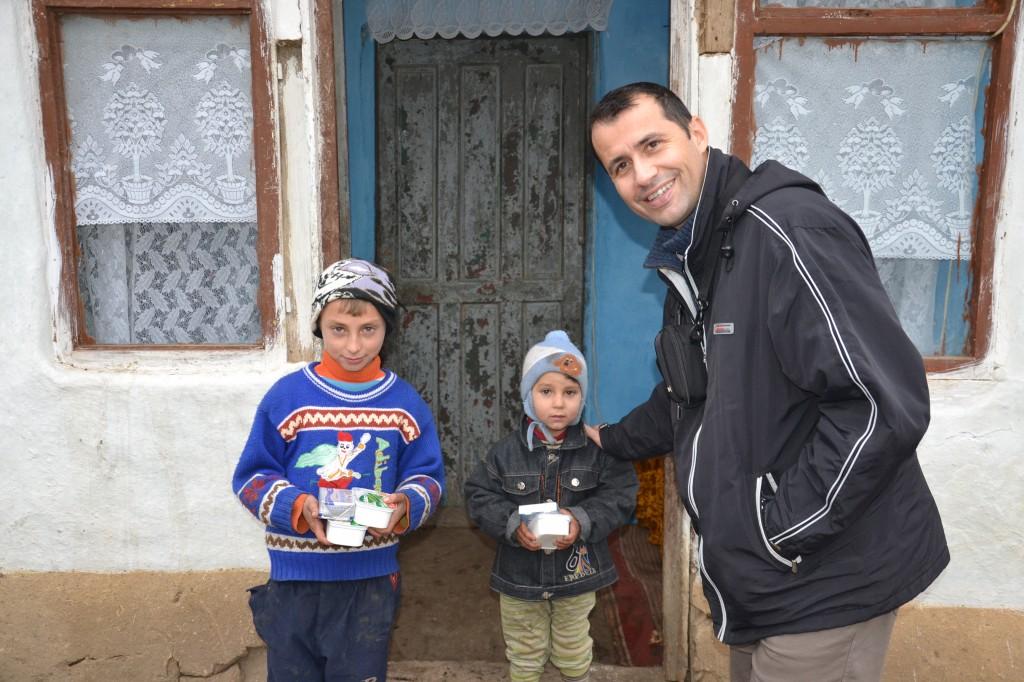 Daniel Botea, un cunoscut blogger craiovean, ne-a insotit in urma cu cateva saptamani intr-o vizita pe teren.