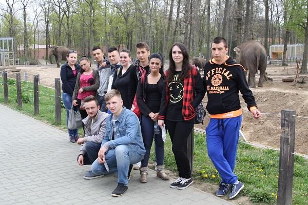 """Excursie Ungaria """"Vreau in clasa a noua"""" 2"""
