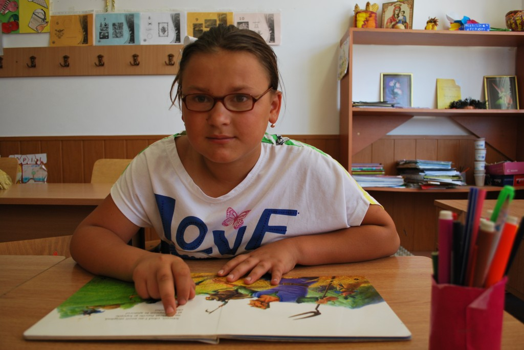 001 Gabriela 11 ani
