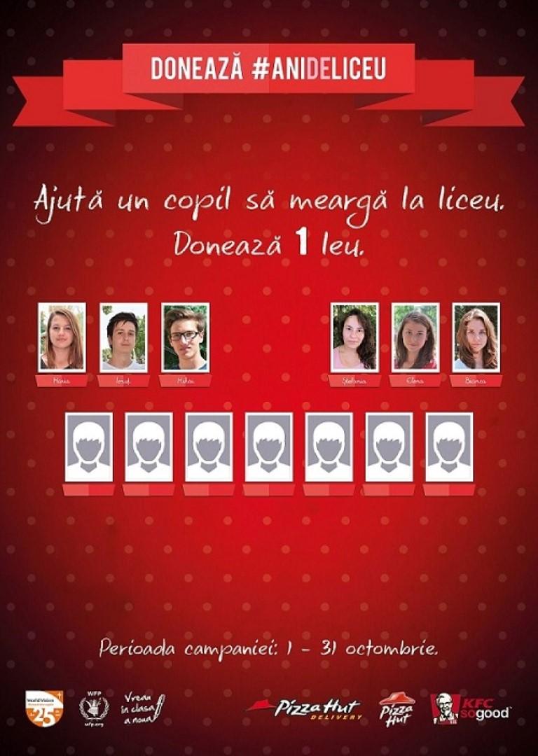 Poster - Vreau in clasa a noua