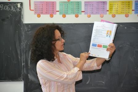Alina Catalinoiu, invatator Leordoasa, Dolj (2)