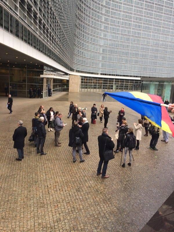 Steag Comisia Europeana