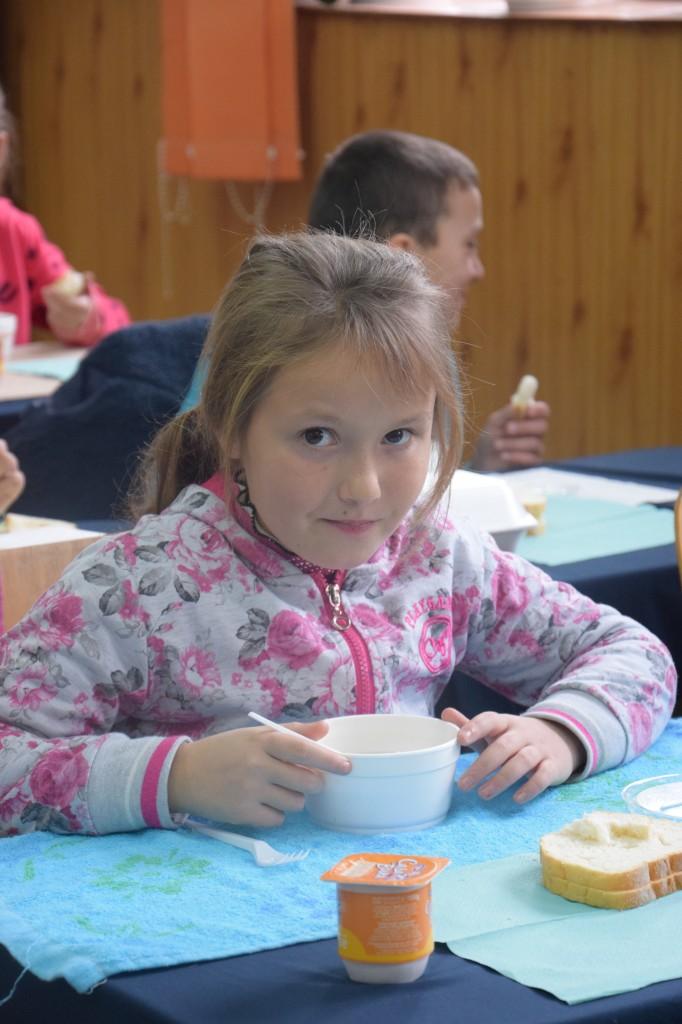 Denisa, 8 ani