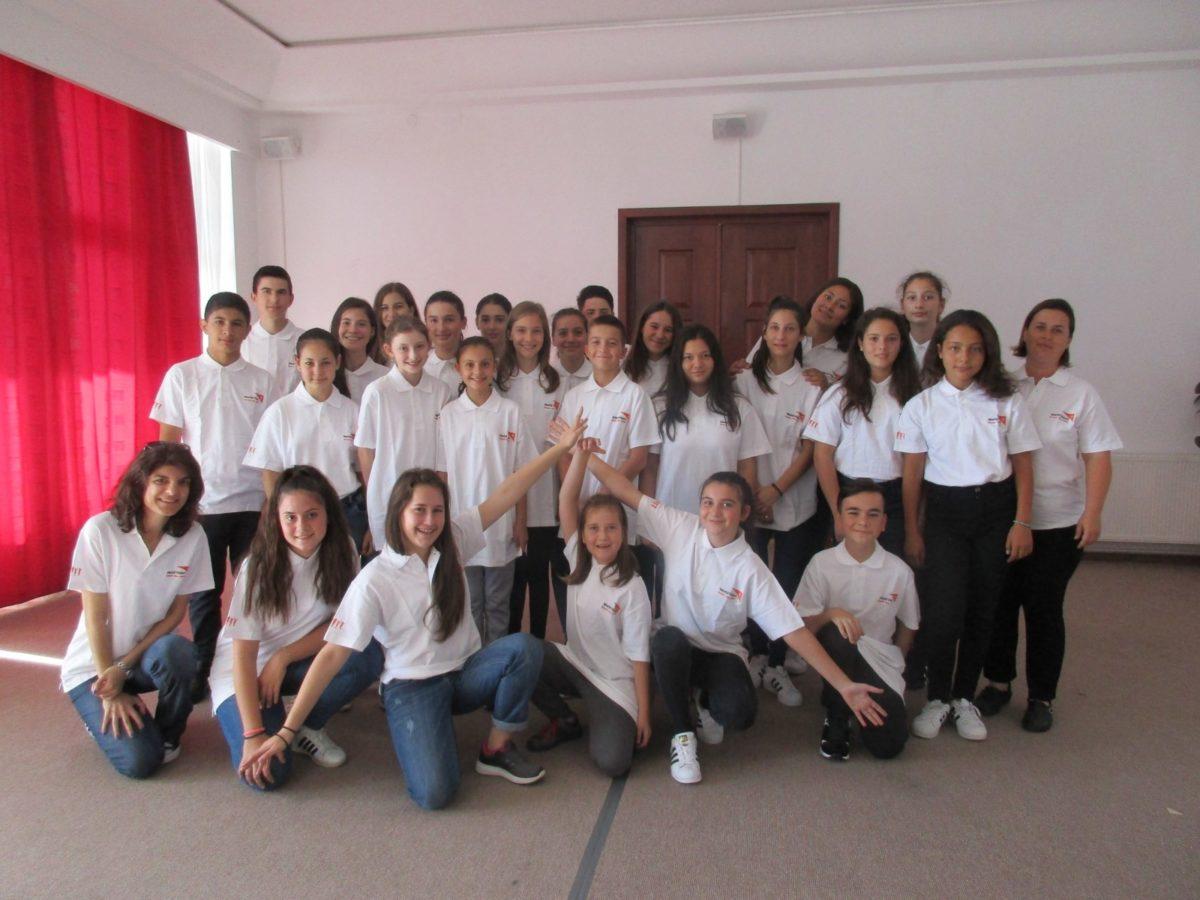 Planuri şi proiecte noi gândite de copiii din Consiliul Copiilor Dridu şi Moldoveni