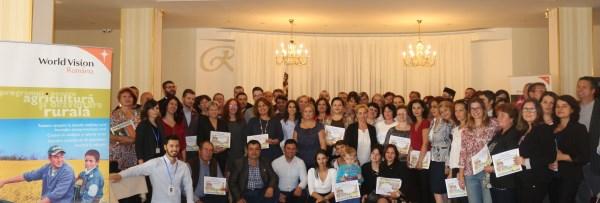 Biroul Zonal Ialomiţa şi-a premiat voluntarii!