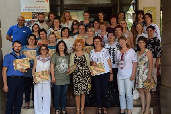 Educație parentală pentru 558 de părinți din județul Vaslui