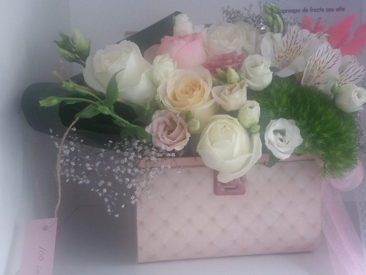 Irene's Flower Shop: Afacere cu iz de roze