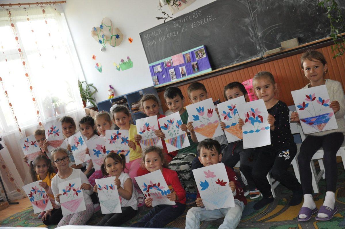 Fiecare copil merită o șansă la educație. Alege Școala!